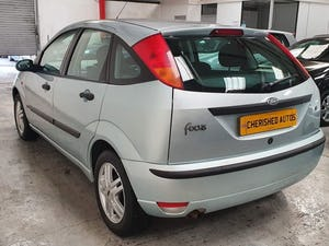 2003 FORD FOCUS AUTOMATIC* GENUINE 19,000 MILES* One Family Owned For Sale (picture 5 of 12)