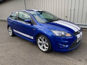 2009 09 FORD FOCUS 2.5 ST-2 3D 223 BHP WITH 41K & 2 OWNERS For Sale (picture 1 of 11)