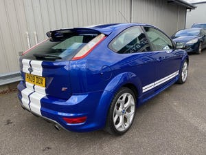 2009 09 FORD FOCUS 2.5 ST-2 3D 223 BHP WITH 41K & 2 OWNERS For Sale (picture 3 of 11)