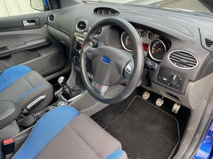 2009 09 FORD FOCUS 2.5 ST-2 3D 223 BHP WITH 41K & 2 OWNERS For Sale (picture 7 of 11)