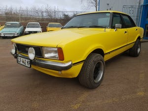 1977 Ford Cortina 3.0 For Sale (picture 2 of 17)