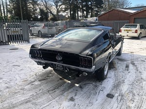 1968 FORD MUSTANG GT FASTBACK J-CODE MANUAL For Sale (picture 10 of 18)