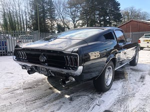 1968 FORD MUSTANG GT FASTBACK J-CODE MANUAL For Sale (picture 11 of 18)