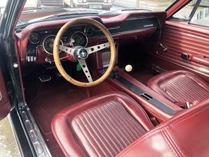 1968 FORD MUSTANG GT FASTBACK J-CODE MANUAL For Sale (picture 14 of 18)