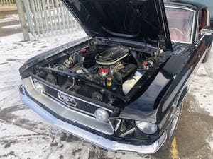 1968 FORD MUSTANG GT FASTBACK J-CODE MANUAL For Sale (picture 16 of 18)