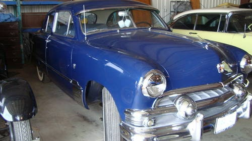 1951 Ford Deluxe 2DR For Sale (picture 2 of 6)