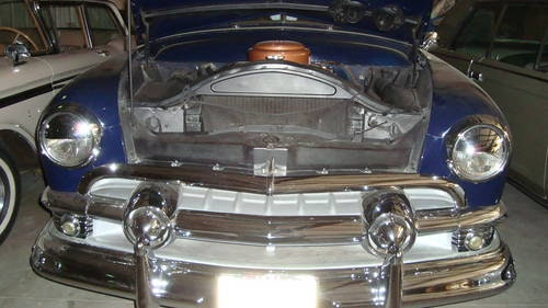1951 Ford Deluxe 2DR For Sale (picture 3 of 6)