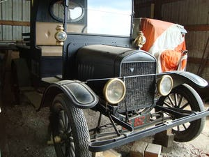 1922 Ford Model T  C-Cab Pickup For Sale (picture 2 of 6)