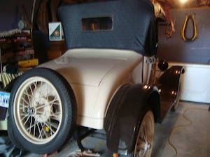 1926 Ford Model T Roadster For Sale (picture 1 of 6)