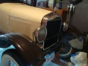 1926 Ford Model T Roadster For Sale (picture 2 of 6)