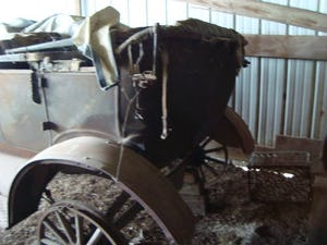 1917  Ford Model T Touring Car For Sale (picture 4 of 6)