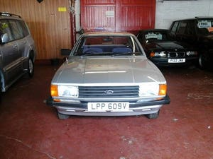 1980 V FORD CORTINA , 1.6L 4 DOOR, For Sale (picture 1 of 12)