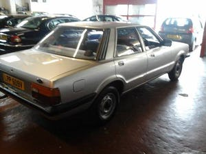 1980 V FORD CORTINA , 1.6L 4 DOOR, For Sale (picture 3 of 12)