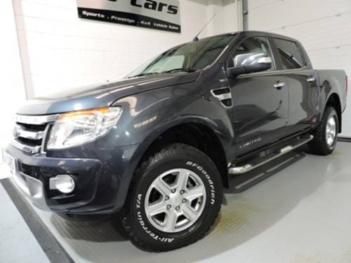 2014 FORD RANGER 3.2 CREW-CAB For Sale (picture 1 of 6)