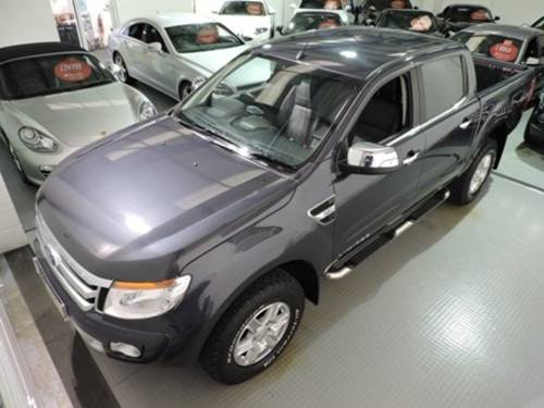 2014 FORD RANGER 3.2 CREW-CAB For Sale (picture 2 of 6)