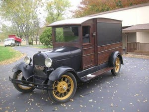 1929 Ford Model A Delivery For Sale (picture 1 of 6)