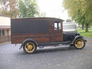 1929 Ford Model A Delivery For Sale (picture 2 of 6)