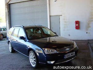 2005 ford mondeo 3.0 ghia x estate. For Sale (picture 1 of 6)