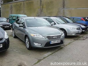2007 FORD MONDEO 2.5 TURBO GHIA SPORT PACK For Sale (picture 1 of 6)