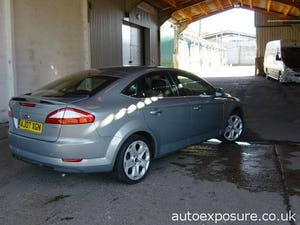 2007 FORD MONDEO 2.5 TURBO GHIA SPORT PACK For Sale (picture 2 of 6)