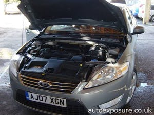 2007 FORD MONDEO 2.5 TURBO GHIA SPORT PACK For Sale (picture 3 of 6)