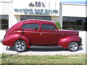 1940 FRESH BUILD For Sale (picture 1 of 12)