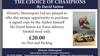 Picture of 1996 THE CHOICE OF CHAMPIONS BY DAVID SUTTON For Sale