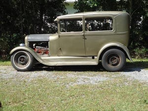 1929 Ford Model A 2DR Sedan For Sale (picture 2 of 6)