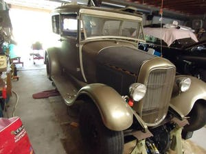 1929 Ford Model A 2DR Sedan For Sale (picture 4 of 6)