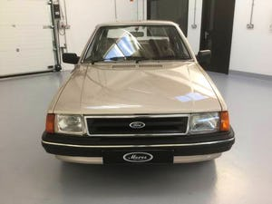 1984 Stunning Ford Orion 1.6GL Only 1 Owner For Sale (picture 3 of 20)