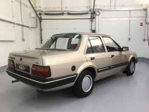 1984 Stunning Ford Orion 1.6GL Only 1 Owner For Sale (picture 5 of 20)