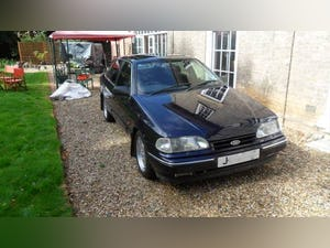 1992 Ford Granada Scorpio Fully re-commissioned For Sale (picture 1 of 6)