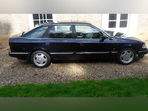 1992 Ford Granada Scorpio Fully re-commissioned For Sale (picture 4 of 6)