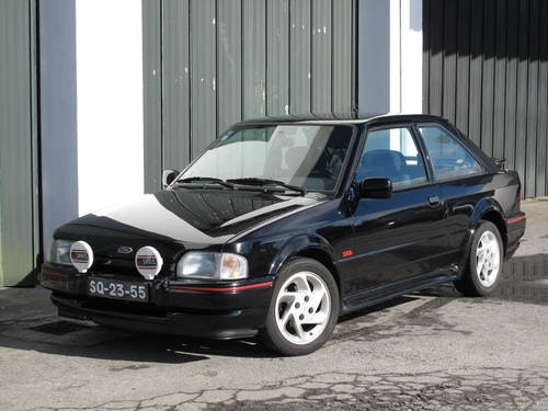 1991 Ford Escort Mk4 XR3i For Sale (picture 1 of 6)