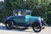 Picture of Ford Model A Business Coupe, 1929 SOLD