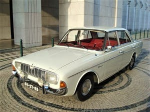 1966 Ford Taunus 20M V6 (P5) For Sale (picture 1 of 6)