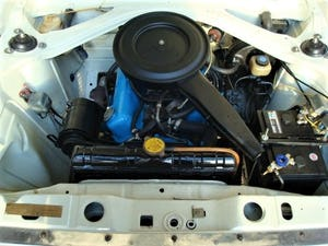 1966 Ford Taunus 20M V6 (P5) For Sale (picture 5 of 6)