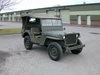 FORD GPW WW2 JEEP - RESTORED - EXCEPTIONAL!!