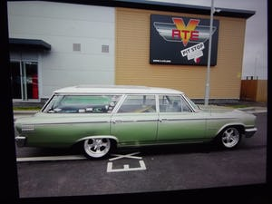 Galaxie Country Sedan 1963 Long Roof Wagon For Sale (picture 4 of 12)