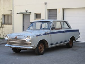 1965 Ford Cortina Mk1 - 2 doors For Sale (picture 1 of 12)