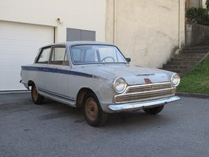 1965 Ford Cortina Mk1 - 2 doors For Sale (picture 2 of 12)