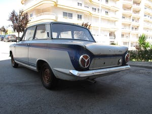 1965 Ford Cortina Mk1 - 2 doors For Sale (picture 4 of 12)
