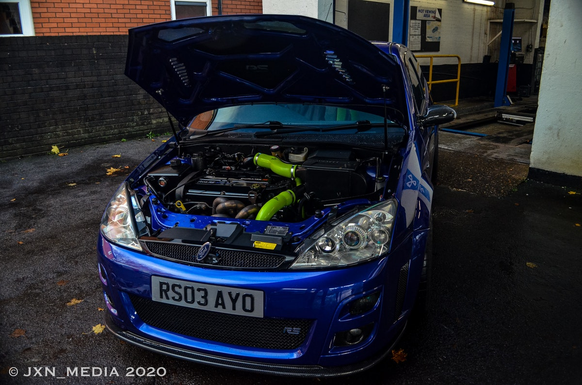 2003 Ford Focus rs mk1 For Sale (picture 2 of 12)