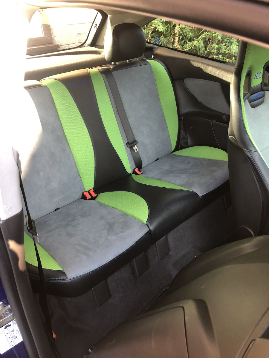 2003 Ford Focus rs mk1 For Sale (picture 9 of 12)