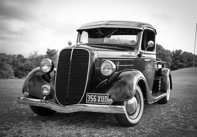 Picture of 1937 Ford pickup hot rod For Sale