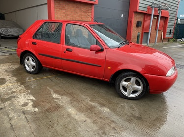 Picture of 1998 Ford Fiesta 13 Zetec 16 Valve For Sale