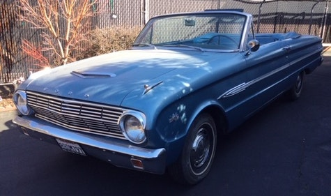 1963 Mustang For Sale Uk