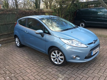 Picture of 2008 Ford Fiesta 1.25 Zetec Petrol Manual For Sale