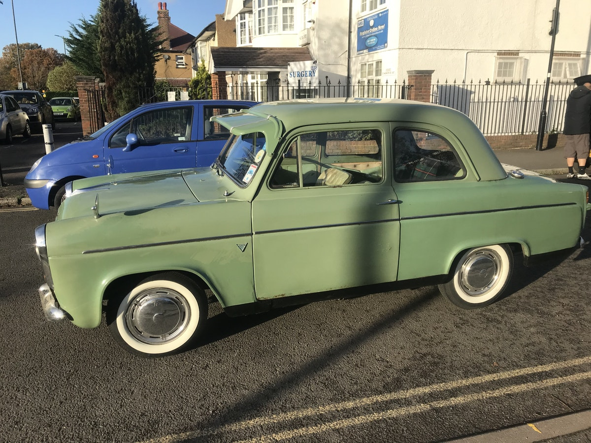 1959 Original Ford Anglia For Sale (picture 2 of 8)