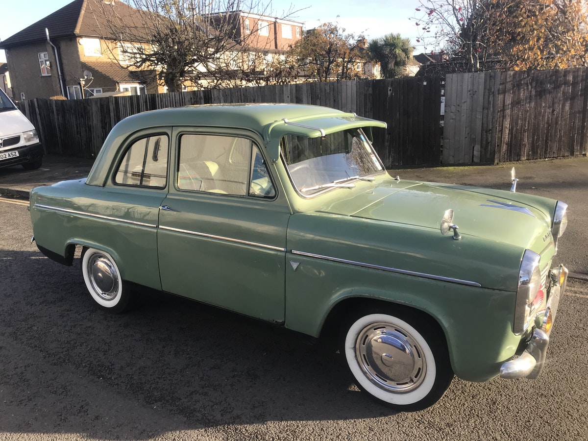 1959 Original Ford Anglia For Sale (picture 3 of 8)